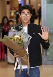 """'투어 첫 우승' 정현 """"이번 시즌 점수는 80점"""""""