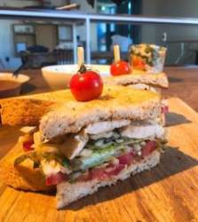 [혼밥의정석] '냉부해' 부럽지않은 혼술 부르는 샌드위치