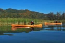 [굿모닝 내셔널]카누 타고 고요한 호수 한바퀴, 국내 최초 물길 여행 '춘천 물레길'