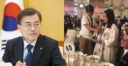 어린이 동포 리안이가 문재인 대통령에게 전한 당부의 말