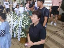 [단독 인터뷰]김군자 할머니가 '세상 밖으로' 나오도록 용기 준 숨은 사회복지사