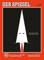 그림 한 장으로 <!HS>트럼프<!HE>를 통쾌하게 비웃는 정치 만평가