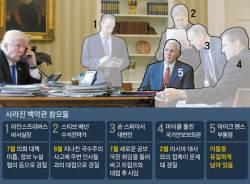 [뉴스분석] '포스트 배넌' 의 백악관, '뉴 <!HS>트럼프<!HE> 시대' 열까?