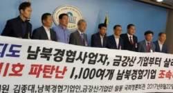"""김종대 의원 """"금강산· 내륙기업 투자 손실 해결해야"""""""