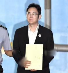 '징역 5년' <!HS>이재용<!HE> 부회장, 1심 판결 불복해 항소장 제출