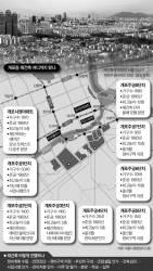 [<!HS>J<!HE> <!HS>report<!HE>] 주공 6·7단지도 가세 … 개포동 '재건축 1번지' 굳힌다