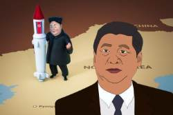 시진핑과 김정은의 악연
