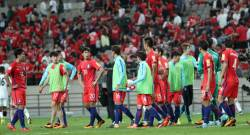 <!HS>시리아<!HE>, 이란 상대로 선제골...한국, 러시아월드컵 본선 직행 '빨간불'