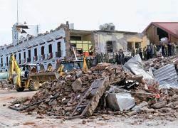 100년 만의 강진 덮친 멕시코 … 호텔도 병원도 무너졌다
