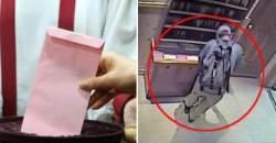 안테나 끝에 껌 붙여 교회 헌금함 봉투 훔친 상습절도범 구속