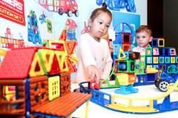 [사진] 3차원 자석 장난감