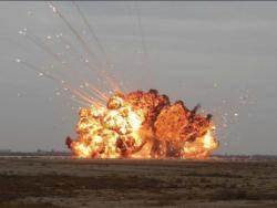 러시아 '폭탄의 아버지' 터뜨렸나…신무기 실험장 된 IS 전선