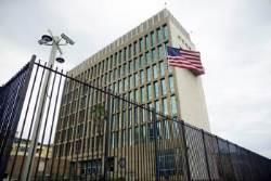 """쿠바 美 대사관서 의문의 뇌·청력 손상…""""대사관 폐쇄 검토"""""""