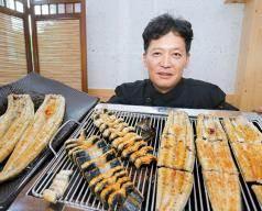 [남도의 맛&멋] 단백질·비타민 풍부한 민물장어 남녀노소 보양식으로 '으뜸'