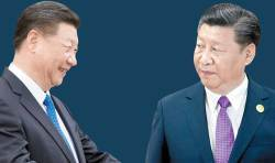 두 얼굴의 중국 … 한국에 필요한 건 '고슴도치 전략'