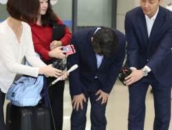 """""""아버지로서 참담함. 죄송"""" 장남 마약에 또 고개 숙인 남경필 경기지사"""