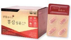 [라이프 트렌드] 혈당 조절 돕는 성분 든 홍삼 캡슐