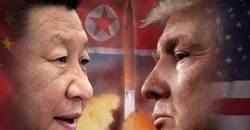 """트럼프-<!HS>시진핑<!HE> 통화...""""北에 최대한의 압력 가하기로"""""""