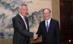 중국이 리셴룽 싱가포르 총리를 초청한 진짜 이유는