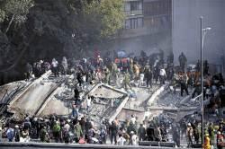 멕시코 <!HS>지진<!HE> 사망 한국인은 울산 출신 해외 취업자