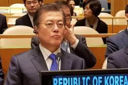3박5일 유엔 총회서 무슨 일이…'<!HS>청와대<!HE> B컷' 공개