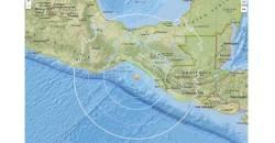 멕시코 서부 해상서 규모 5.7 지진