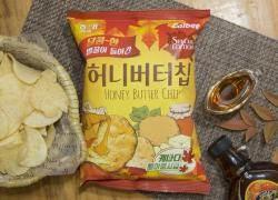 달고 짠맛 감자칩 경쟁 2회전 … 이번엔 메이플시럽 마케팅