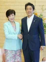 [<!HS>뉴스분석<!HE>]아베, 고이케, 마에하라…日정치 쥐락펴락하는 보수, 개헌파