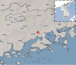 전남 보성에 규모 2.8 <!HS>지진<!HE> 발생…광주·전남 신고 잇따라
