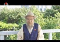 [클릭! 북한 텔레비죤] 반미 조기교육의 아이콘 '옛말 할아버지'