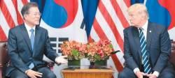 [속보]文대통령·트럼프, 내달 초 서울서 한·미<!HS>정상회담<!HE> 개최 예정
