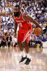 '하든 27점' NBA 휴스턴, 골든스테이트에 역전승