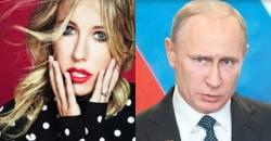 러시아 미녀 앵커 '소브착' 대선 출마 선언…<!HS>푸틴<!HE> 4선 막나