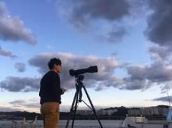 [더,오래] 이상원의 포토버킷(6) 어릴 적 '보름달 속 비행기' 그린 일본 만화 보며 사진 작가 꿈꿔