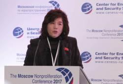 """최선희 """"<!HS>핵무기<!HE> 협상 없다"""" 반복…모스크바 남북 접촉 무산"""
