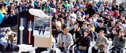 [사진] 문 대통령 1호 '이니시계' 420만원