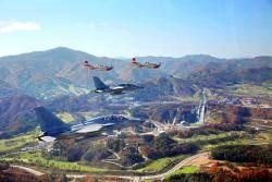 [사진] 평창올림픽 슬로프 나는 국민 조종사들
