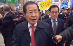 <!HS>박근혜<!HE> '자동출당' 카드에 한국당 친박계 및 중립지대도 불만