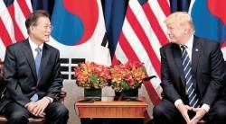 """백악관 """"DMZ 방문은 진부…트럼프, 캠프 험프리스 갈 것"""""""