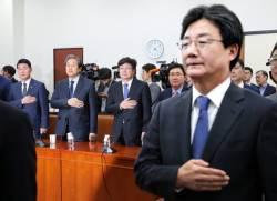 <!HS>박근혜<!HE> 출당 진통, 전대 갈등 … 결론 못내는 보수 야당 재편
