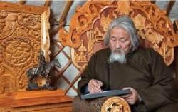 몽골 시인 우리앙카이, 1회 아시아문학상 수상자로 선정