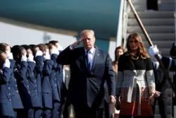 """트럼프 """"북한 테러지원국 재지정 여부 곧 결정할 것"""""""