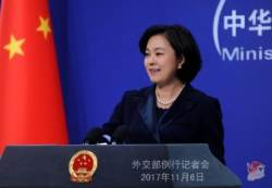 """中외교부 """"트럼프·시진핑 정상회담서 북핵 전략적 소통"""""""
