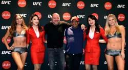 에어아시아, 종합격투기 단체 UFC와 손잡다