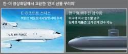 핵추진 잠수함 자체 건조 쪽으로 … E-8 정찰기 구매 1순위