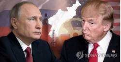 """""""북한 문제 도움달라""""던 트럼프, <!HS>푸틴<!HE>과 10일 만난다"""
