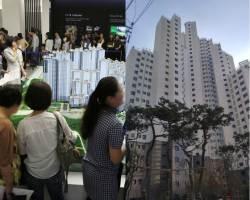 [<!HS>안장원<!HE>의 부동산 노트]8·2대책에도 안 잡히는 강남 집값, 재건축이 복병?...5만5000가구 '공급 폭탄' 터진다