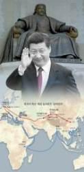 [김영희 대기자의 퍼스펙티브] 21세기의 칭기즈칸이 되고 싶은 시진핑