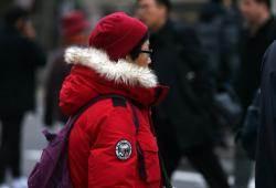"""오늘도 추운데 내일도…""""내일 아침, 최저 영하11도~영상2도"""""""