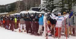 [사진] 오늘을 기다렸다, 스키장 개장